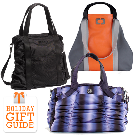 Holiday Gift Guide: Gym Bags to Suit Your Friend's Personality
