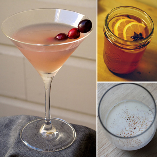 'Tis the Season For Toasting: Healthy, Low-Cal Holiday Cocktails