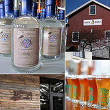 New Distillery and Brewery in Sawyer and Three Oaks Michigan