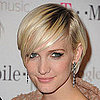 Ashlee Simpson&#039;s Pink Makeup Look