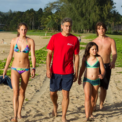 The Descendants Movie Review Starring George Clooney and Shailene Woodley