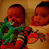 Moroccan and Monroe Cannon Pictures Mariah Carey&#039;s Babies