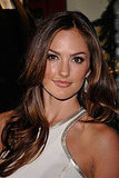 Minka Kelly posed for photos in Michael Kors.