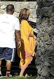Beyoncé scoped out property in Florida.