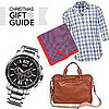 Ten Stylish Christmas Present Ideas for Dad: From Ralph Lauren Polos to Hugo Boss Watches to Marcs Shirts!