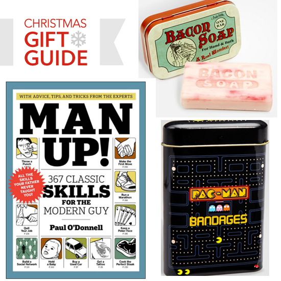 2011 Christmas Gift Guide: Small Gifts For Him Under $30