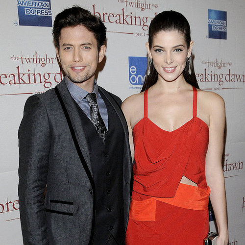Ashley Greene and Jackson Rathbone Pictures in Canada