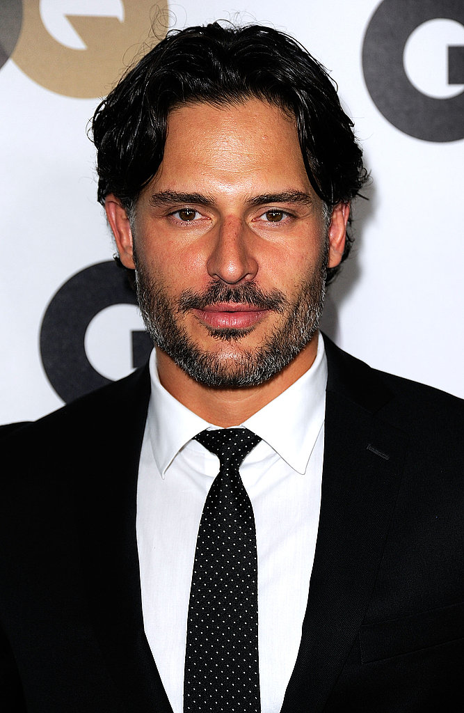 Joe Manganiello at GQ's Men of the Year Awards.
