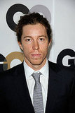 Shaun White pulled his hair back for GQ.