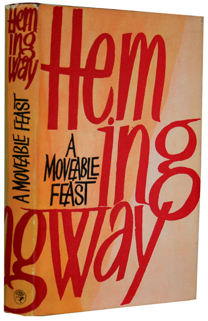 A Moveable Feast, First Edition