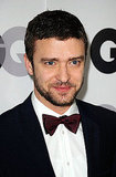 Justin TImberlake at a GQ party.