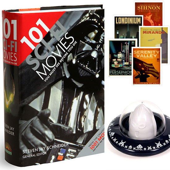 Gifts For the Sci-Fi Geek