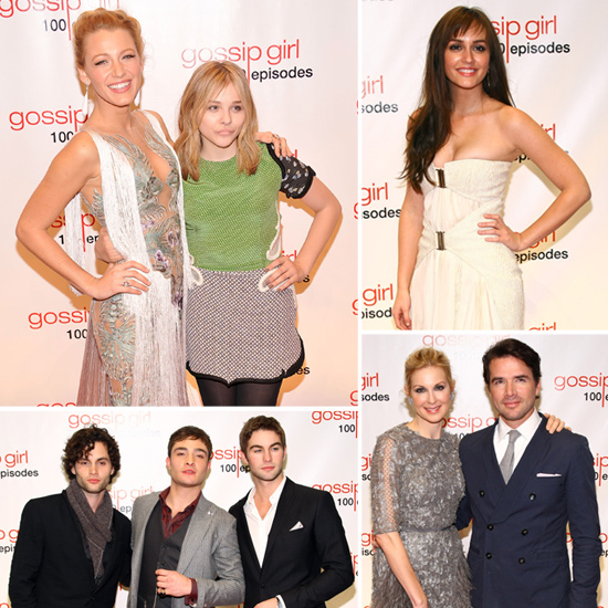 Blake Lively and the Gossip Girl Gang Celebrate 100 Episodes