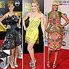 American Music Awards Celebrities
