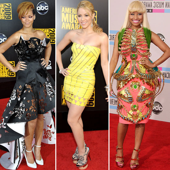 The American Music Awards Happens Tomorrow — Check Out Some of Our Favorite Looks!