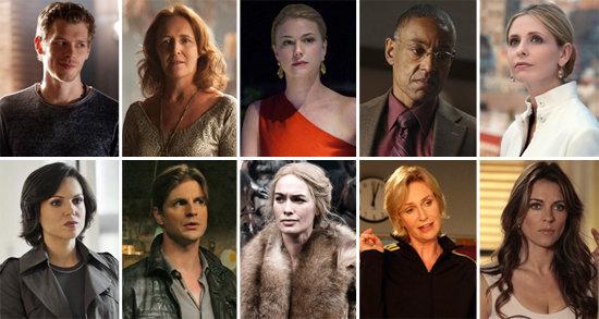 Лучший ТВ-злодей 2011