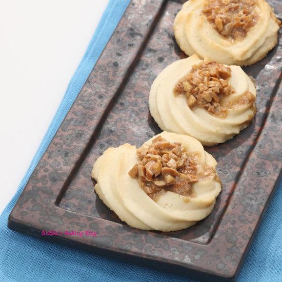 Romias-Almon Nougat Cookies