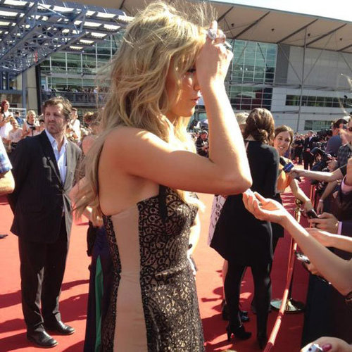 Celebrity Fashion Twitter Pictures from the 2011 ARIA Awards With Natalie Bassingthwaighte, Delta Goodrem, Kyline Minogue & More