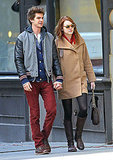 Emma Stone and Andrew Garfield were in good company.