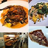 Where to Eat Thanksgiving Dinner at NYC Restaurants 2011