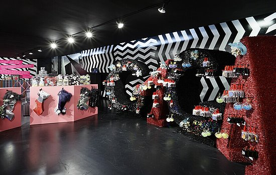 Gaga&#039;s Workshop at Barneys New York