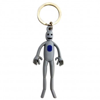 Community Human Being Keychain ($5)