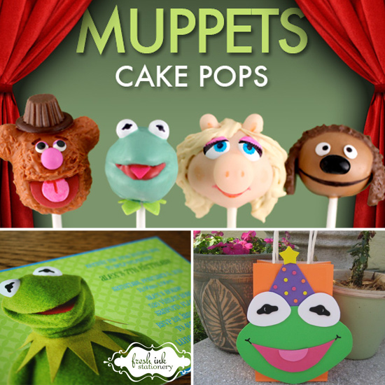 How to Throw a Muppets-Themed Birthday Bash