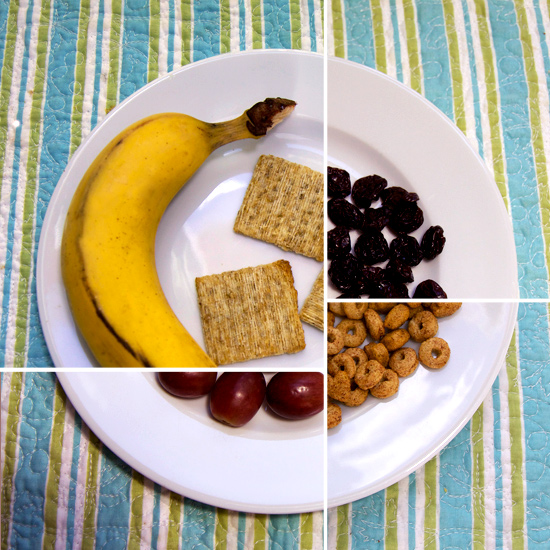 Keep Your Waistline In Check While Traveling: 150-Calorie Snack Packs
