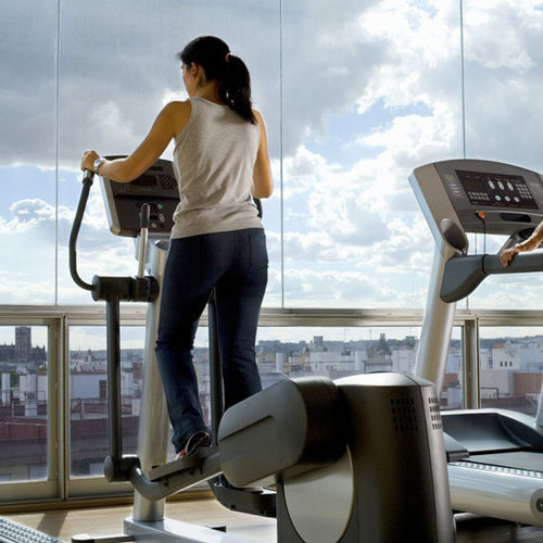 45-Minute Full-Body Elliptical Workout