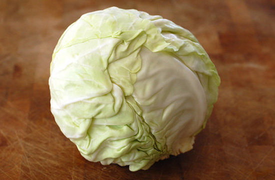 The Fall Food: Cabbage
