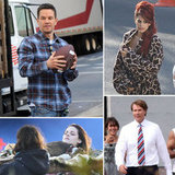 Kristen Stewart, Mark Wahlberg, Will Ferrell, and More Stars on Set This Week!