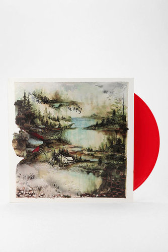 Bon Iver Exclusive Red Vinyl LP