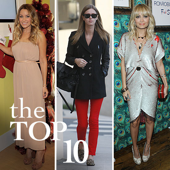 Fab's Top 10 Celebrity Look of the Week — Nicky, Lauren, Nicole, and More!
