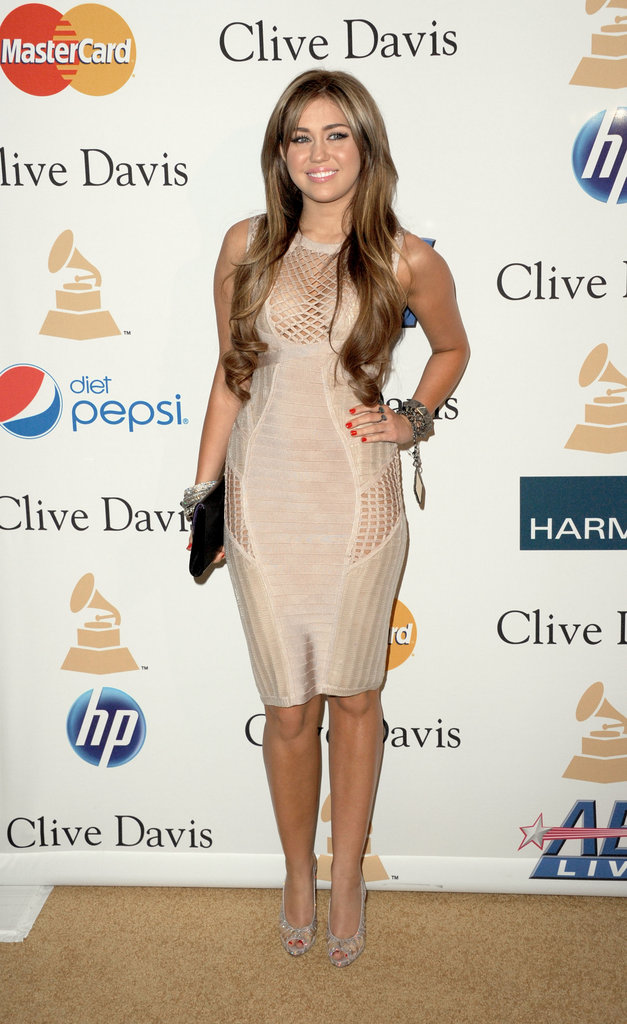 February 2011: Pre-Grammy Awards Gala