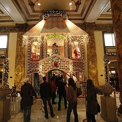 The Fairmont Hotel San Francisco Gingerbread House 2011