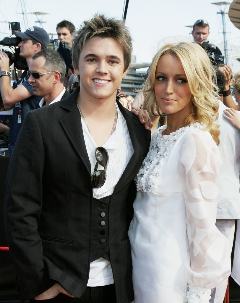 2006: Jesse McCartney and Jackie O