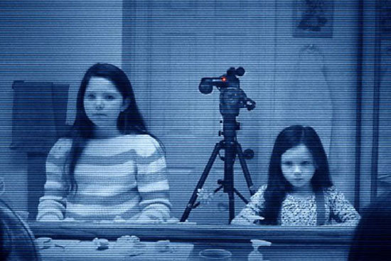 Paranormal Activity 3 Makes Horror Movie History