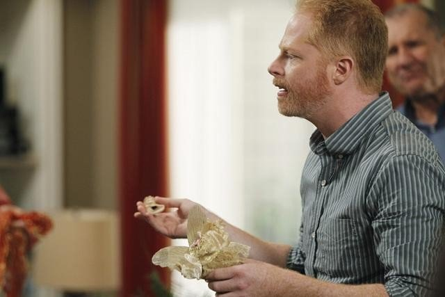 Jesse Tyler Ferguson as Mitchell on Modern Family.  Photo copyright 2011 ABC, Inc.