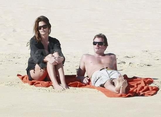 Cindy Crawford and Rande Gerber Log More Beach Time in Star-Studded Cabo