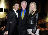 Marc Jacobs, Philip Treacy and Amanda Wakeley