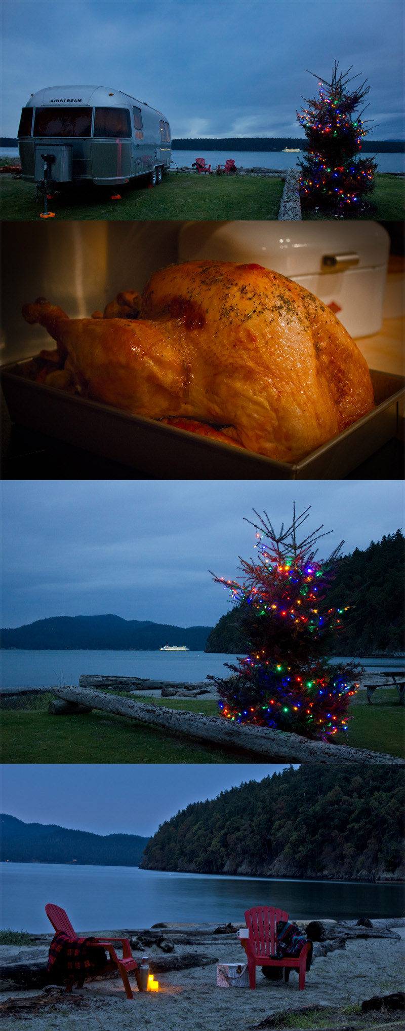 Thanksgiving on Lopez Island, Odlin County Park, WA State