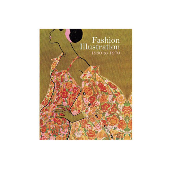 Fashion Illustration, 1930 to 1970