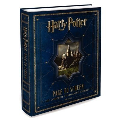 Harry Potter Page to Screen: The Complete Filmmaking Journey ($47)