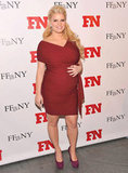 Pregnant Jessica Simpson stepped out for an event in NYC.