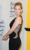 Kate Hudson showed off her sexy cutout dress.