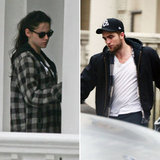 Kristen Stewart and Robert Pattinson Make Separate But Matching Appearances in London