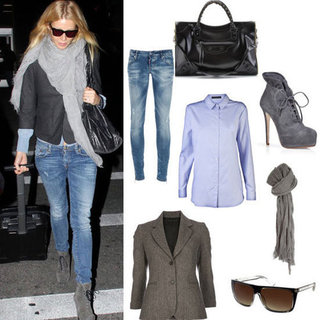 Get Gwyneth Paltrow's HIgh Flying Fashions
