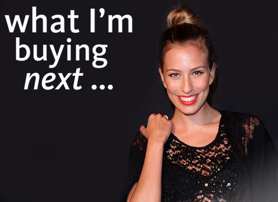 We're Taking a Look at Renee Bargh's Lust-Have Shopping List Featuring Mulberry, One Teaspoon & More!