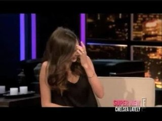 Miranda Kerr on Chelsea Lately Video November 28 2011