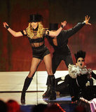 In November 2008, Britney Spears wowed the crowd in Germany.